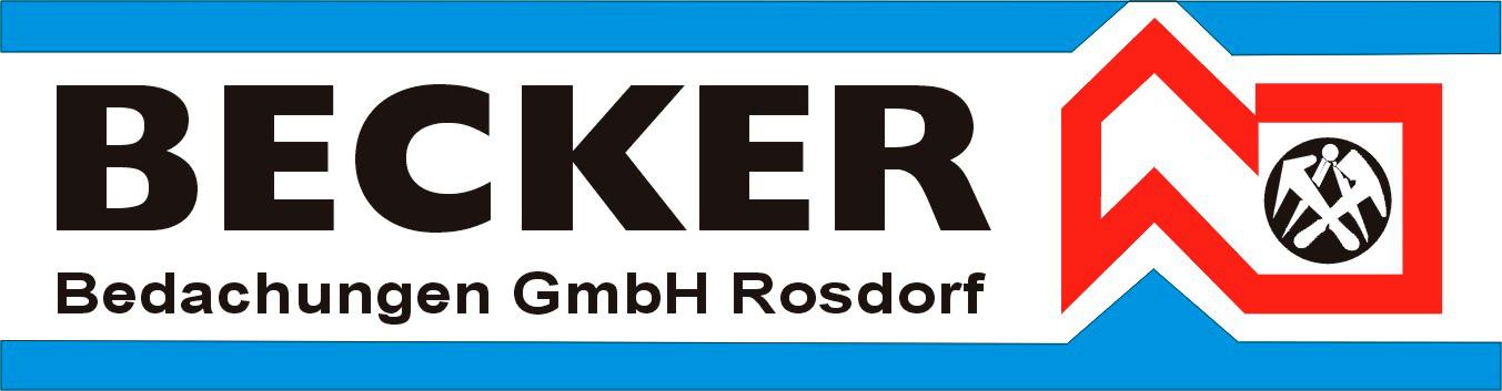 Logo Becker Bedachungen